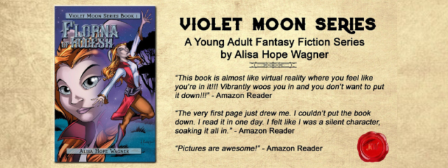 The Violet Moon Series
