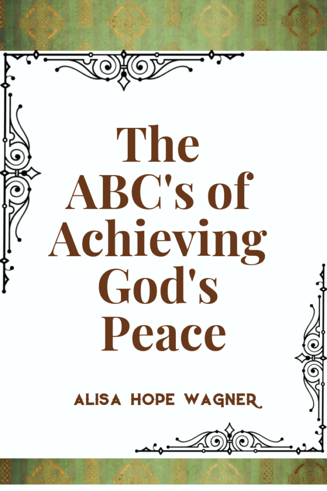 Achieving God's Peace