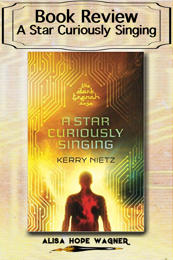Alisa Hope Wagner's review of A Star Curiously Singing