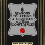 Go to a Christian Writers Conference