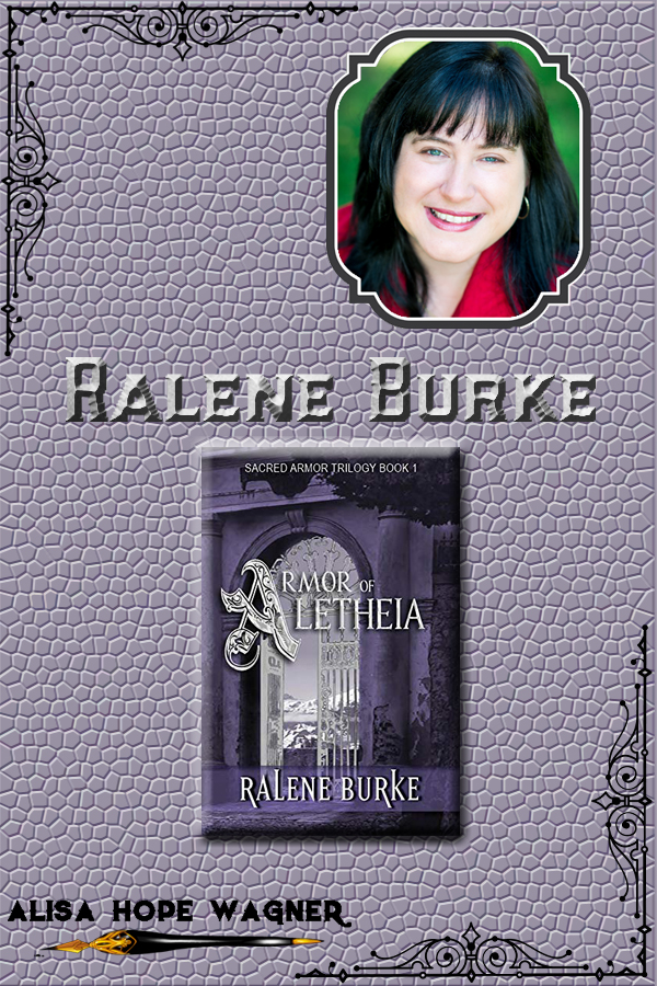 Alisa Hope Wagner reviews Armor of Aletheia