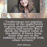 Alisa Hope Wagner interviews Edie Melson