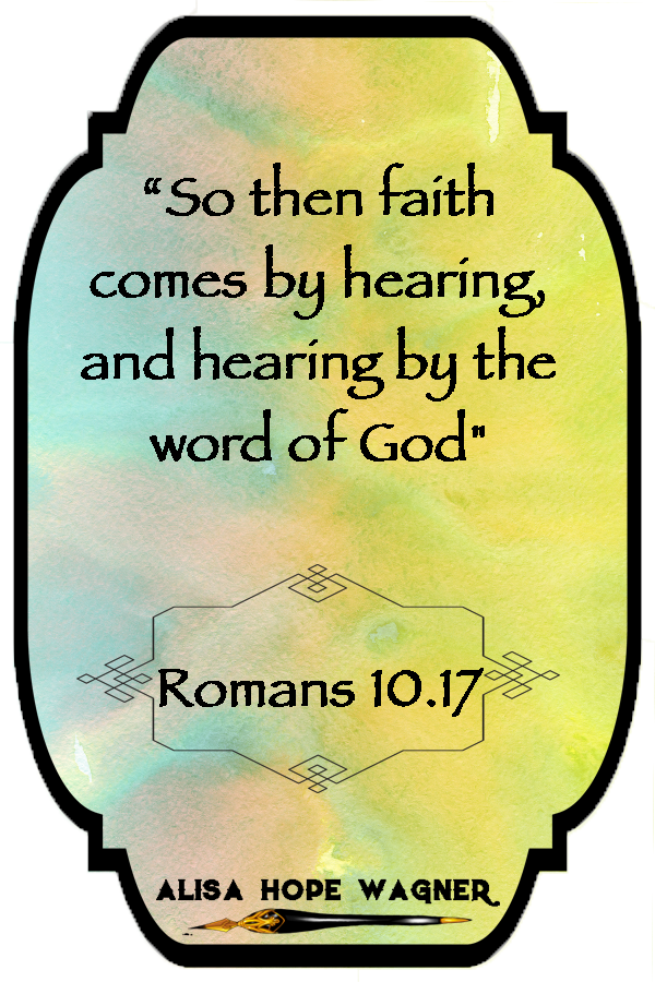 Hearing God's Word will protect your faith!