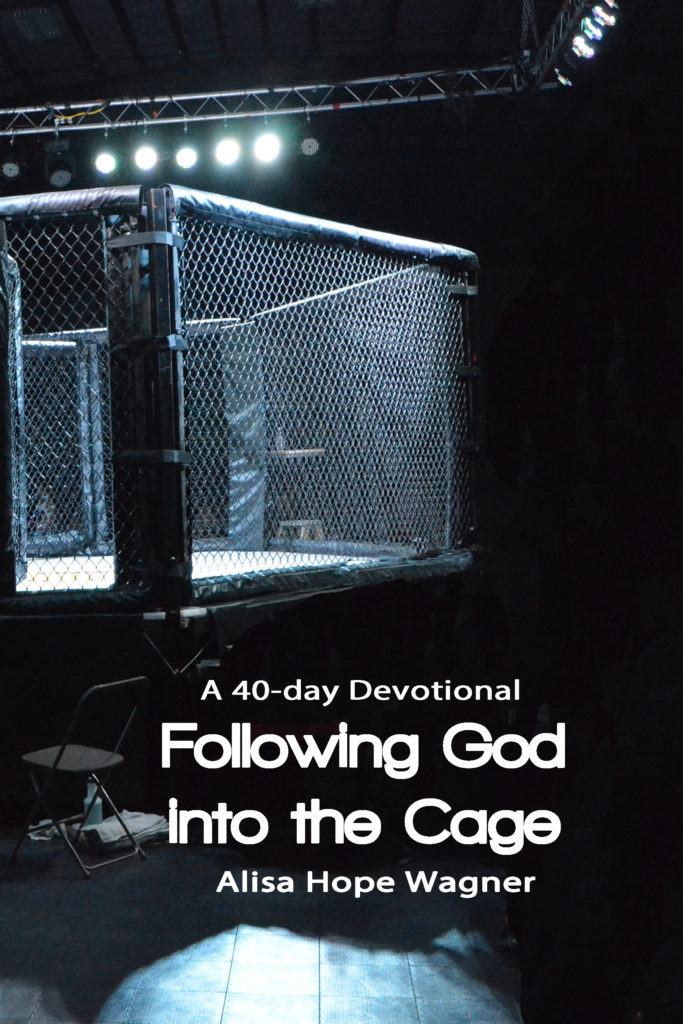 Fight your first MMA Cage Bout