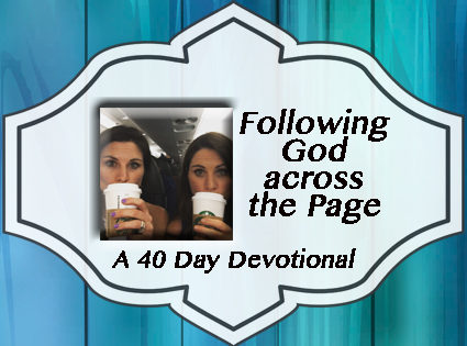 Following God across the Page: A Twin Reality TV Devotional