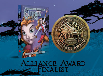 F'lorna of Rodesh: Finalist for the Alliance Award