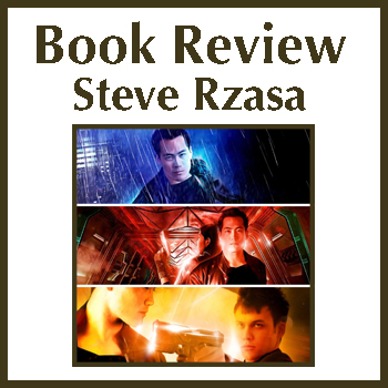 Book Review: Vincent Chen Novellas by Steve Rzasa