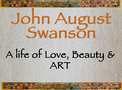 John August Swanson: A life of Beauty, Love and Art
