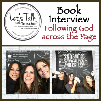 Interviews by Teresa Ann