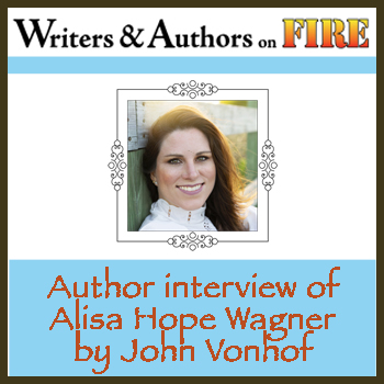 Author Interview: Writers & Authors on Fire