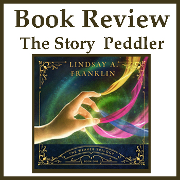 Book Review: The Story Peddler by Lindsay A. Franklin