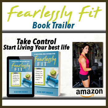 Fearlessly Fit Book Trailer and Promotion!