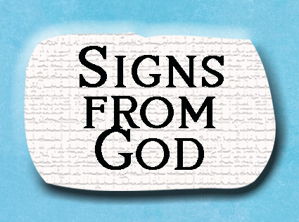 Signs from God: External and Internal