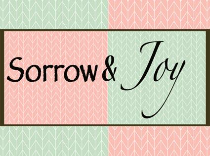 Sorrow and Joy During COVID-19