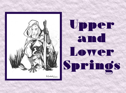 The Upper and Lower Springs