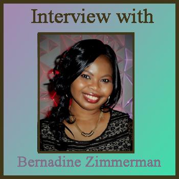 Author Interview: Bernadine Zimmerman